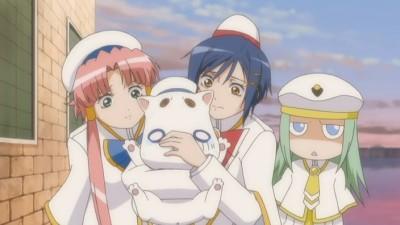 anime,série,japon,aria,amano kozue,makino yui,arai akino