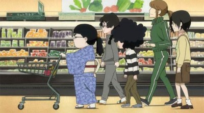 anime,série,japon,kuragehime,noitamina,adaptation manga,chatmonchy,sambomaster