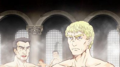 anime,série,japon,thermae romae,noitamina,adaptation manga,chatmonchy