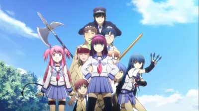 anime,série,japon,maeda jun,angel beats,clannad,air tv,kanon